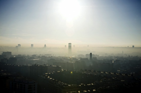 Smog by (copyright) Bart Dewaele